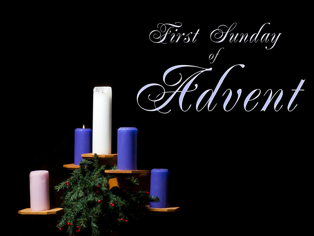 fr alex 1st sunday of advent cycle a 2016 resurrection. Black Bedroom Furniture Sets. Home Design Ideas